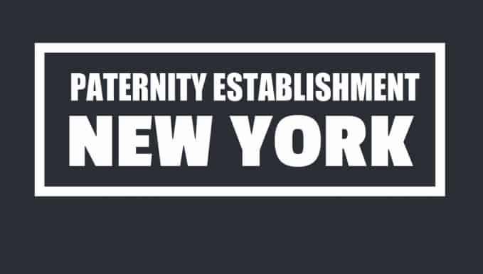 new york paternity